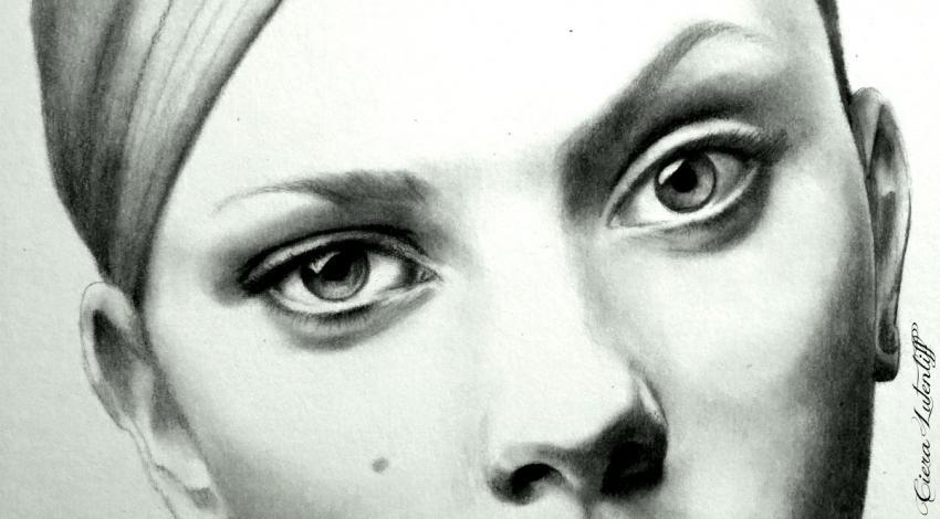 Scarlett Johansson by Jodylinn
